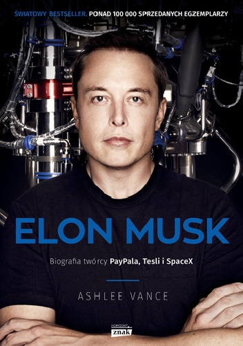 Książki na urlop: Elon Musk
