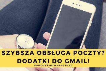 Dodatki do Gmail